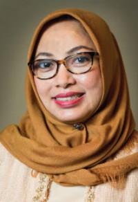 Profile photo of Ms Musdhalifah Machmud